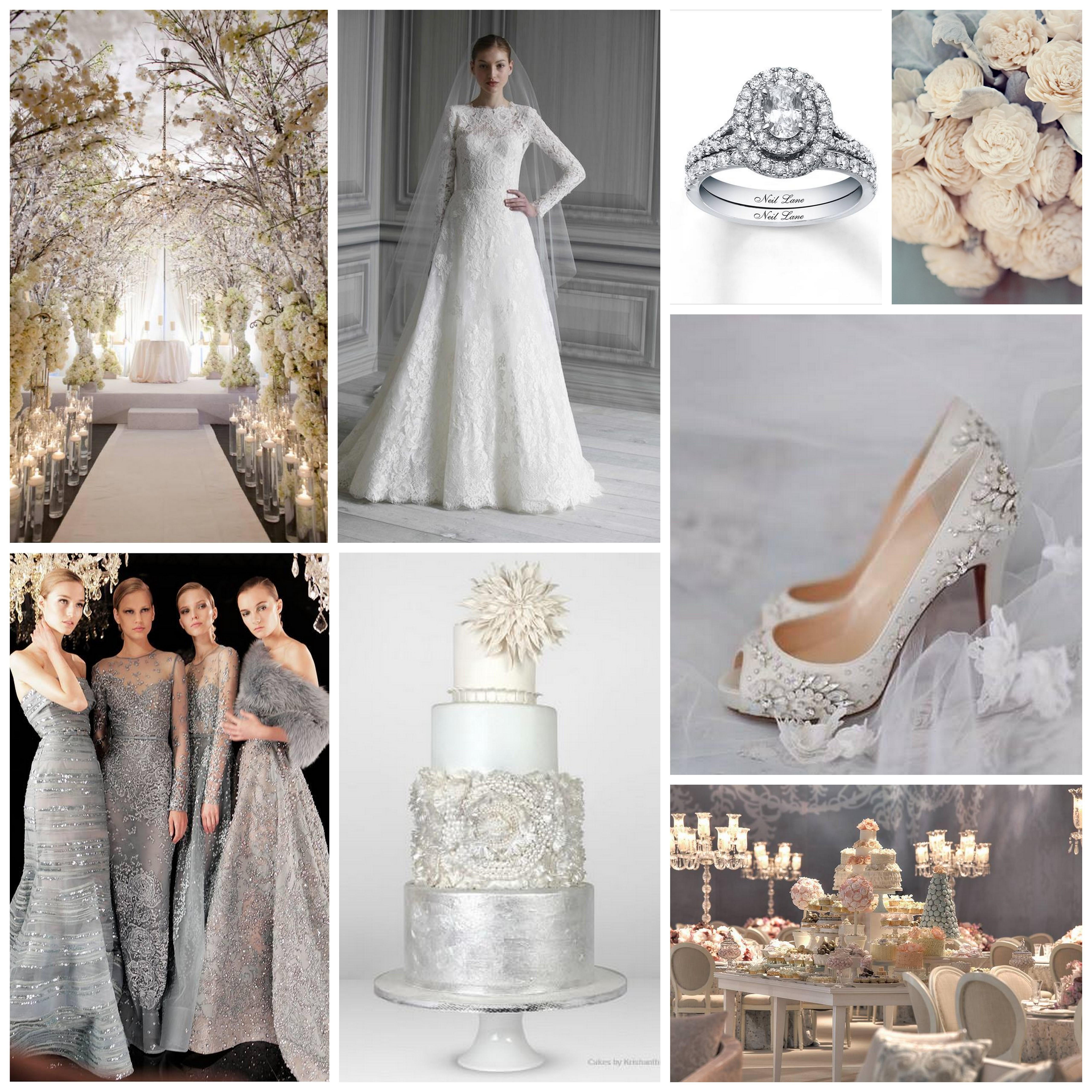 Best Of Winter Wonderland Wedding Church Decorations – Wedding